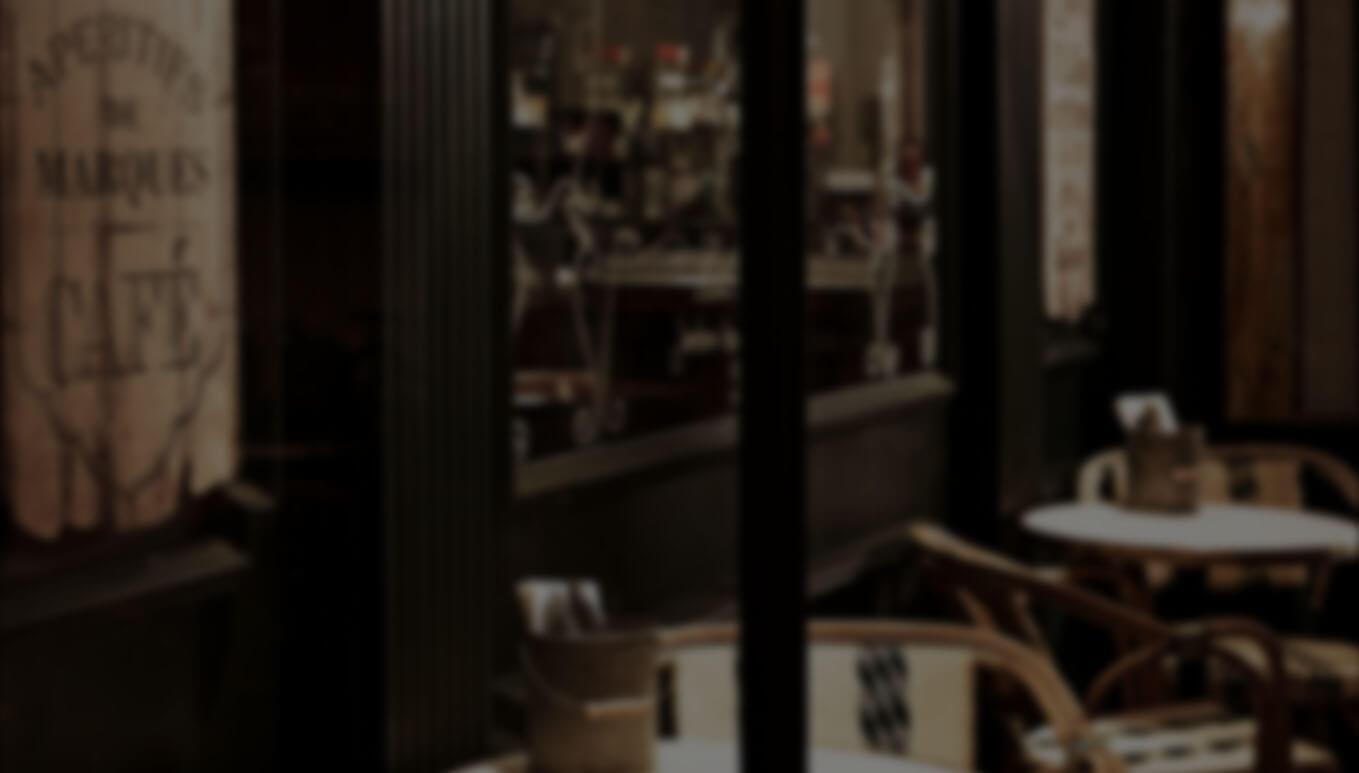 Cafe Gavroche Menus